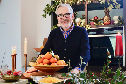 How to Cook Well at Christmas with Rory O'Connell