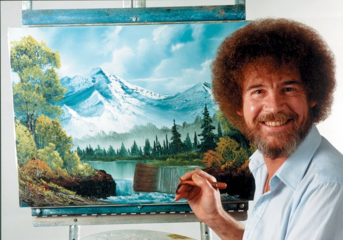 The Joy of Painting<br>With Bob Ross